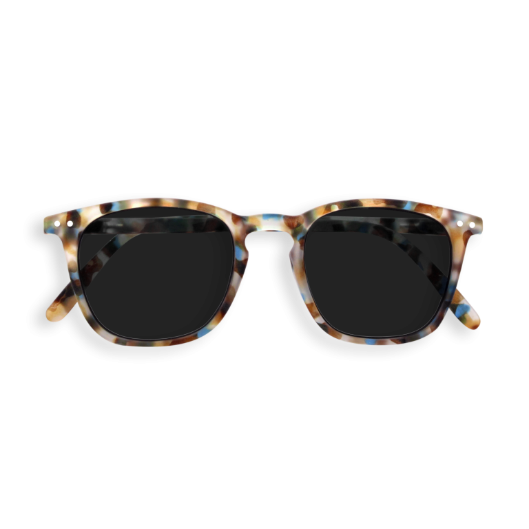 Izipizi (See Concept) Adult Sunglasses Blue Tortoise Shape E