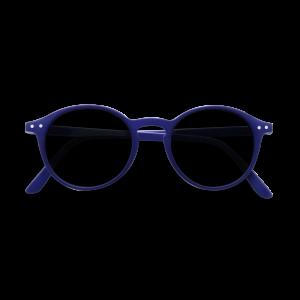 Izipizi (See Concept) Adult Sunglasses Navy Shape D