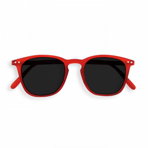 Izipizi (See Concept) Adult Sunglasses Red Shape E