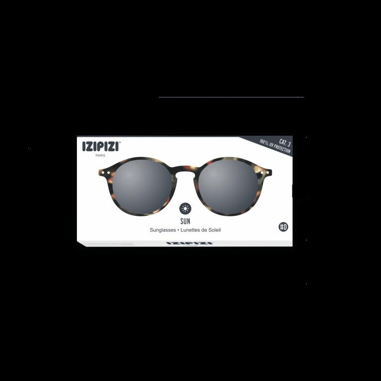 Izipizi (See Concept) Adult Sunglasses Tortoise Shape D