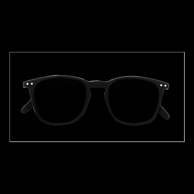 Izipizi (See Concept) Junior Sunglasses Black Shape E