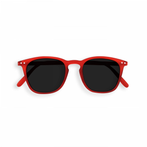 Izipizi (See Concept) Junior Sunglasses Red Shape E