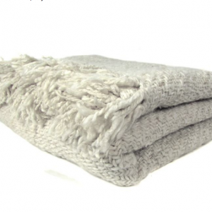 Kenana Knitters Wool Blanket