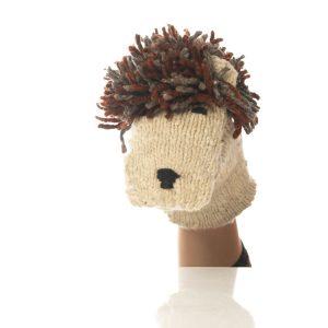 Kenana Knitters Hand Puppets Lion