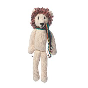 Kenana Knitters Organic Cotton Spider Lion