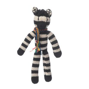 Kenana Knitters Organic Cotton Spider Zebra