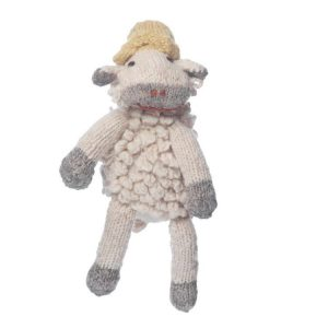 Kenana Knitters Shamba Sheep Cream Medium