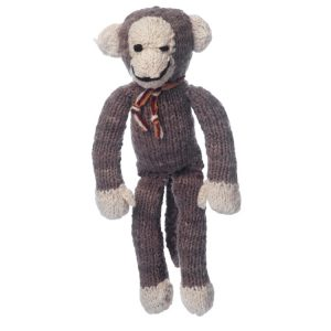 Kenana Knitters Wool Spider Monkey Medium