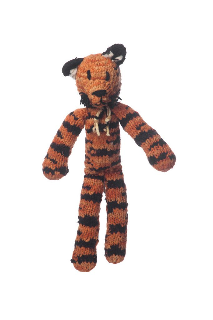 Kenana Knitters Wool Spider Tiger Medium