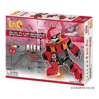 LaQ Build Up Robot Alex