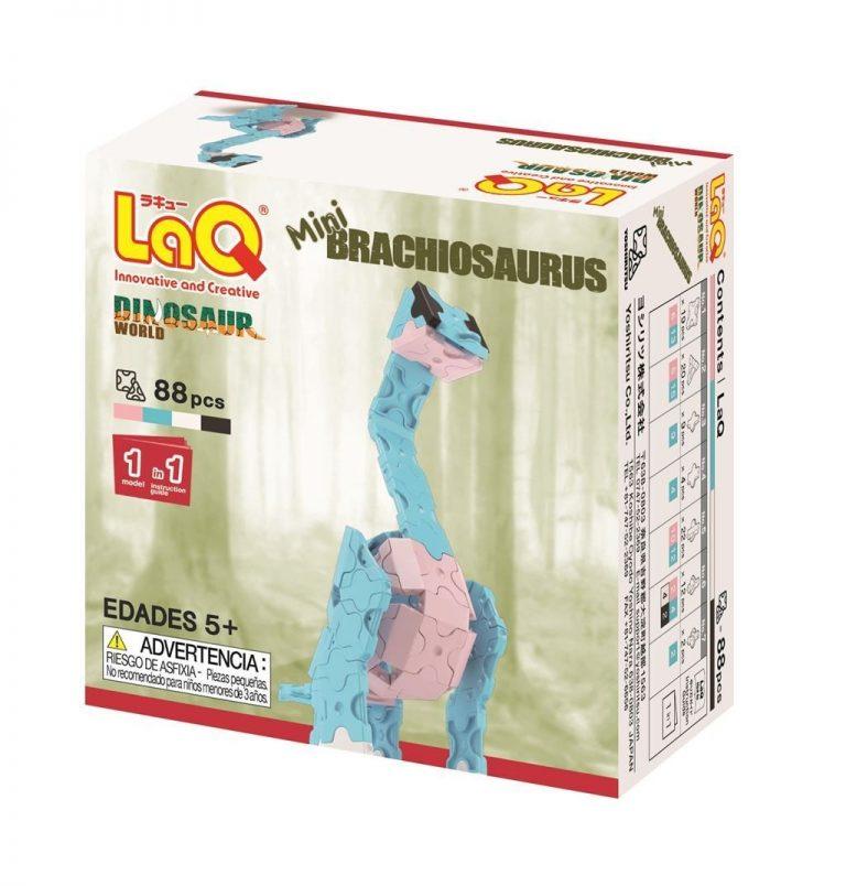 LaQ Dinosaur World Brachiosaurus Mini