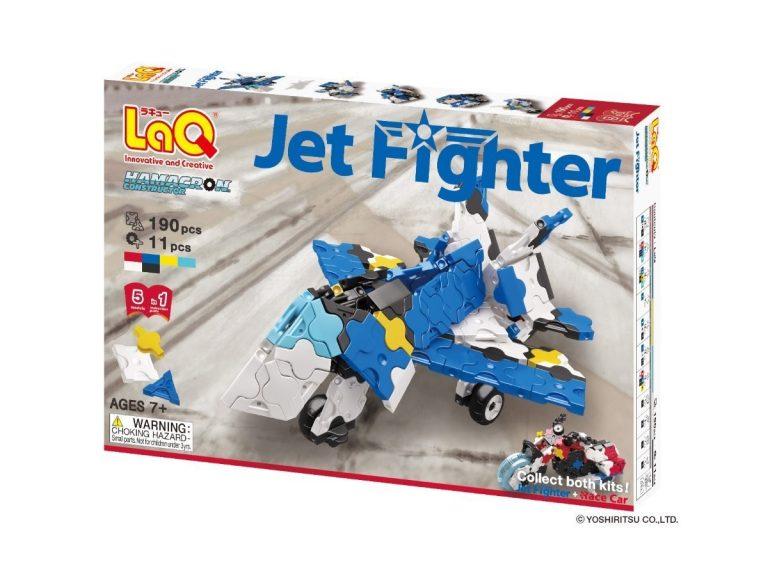 LaQ Hamacron Constructor Jet Fighter