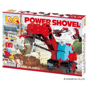 LaQ Hamacron Constructor Power Shovel