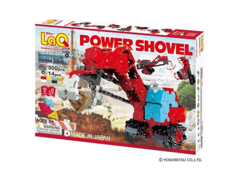 LaQ Hamacron Constructor Power Shovel