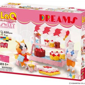 LaQ Sweet Collection Dreams