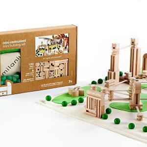 Milaniwood M2 City Construction Set