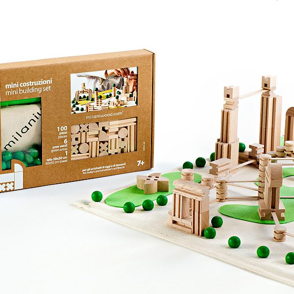 Milaniwood M2 City Construction Set