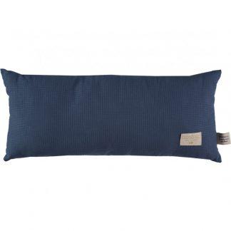 Nobodinoz Hardy Honeycomb Cushion Night Blue