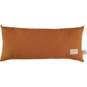 Nobodinoz Hardy Honeycomb Cushion Sunset