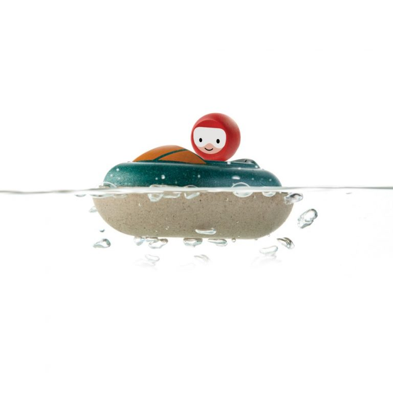 Plan Toys Speed Boat & Driver
