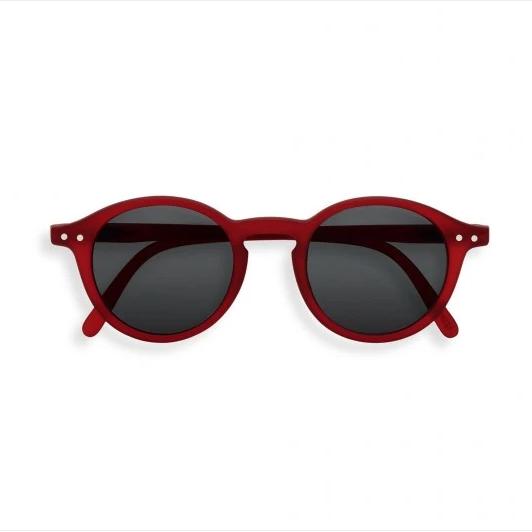 Izipizi (See Concept) Junior Sunglasses Red Shape D