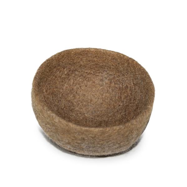 Muskhane Bicolour Bowl Light Stone/Mangrove