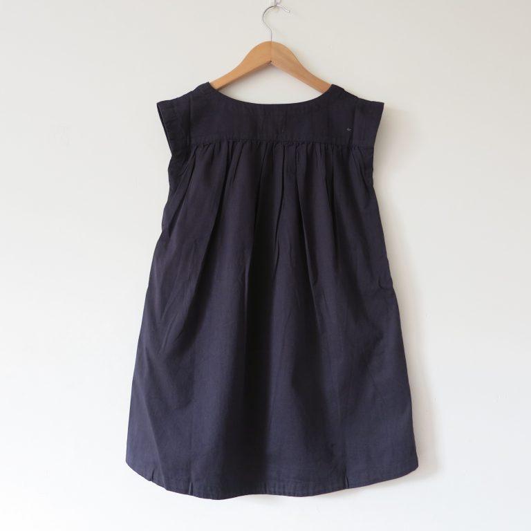 Kin Sleeveless Pod Dress Ink