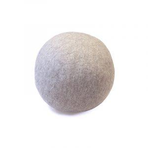 Muskhane Ball Pouf XXL Light Stone