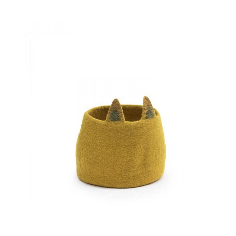 Muskhane Calabash Storage Basket Pasu Foxy Pollen