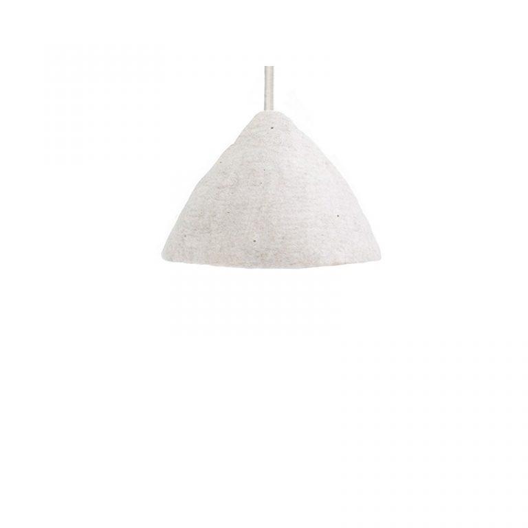 Muskhane Lampshade Small Light Stone/Natural