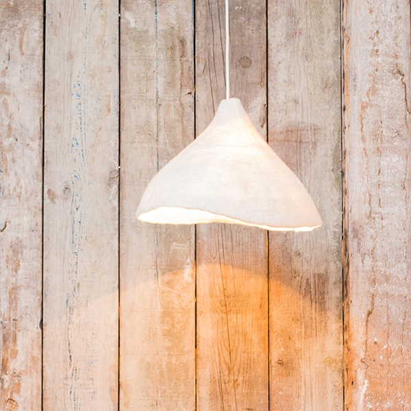 Muskhane Lampshade Wide Natural