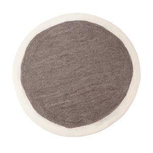 Muskhane Lumbini Rug Light Stone/Mineral Grey