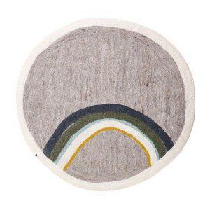 Muskhane Indreni Rug Rainbow Natural/Light Stone