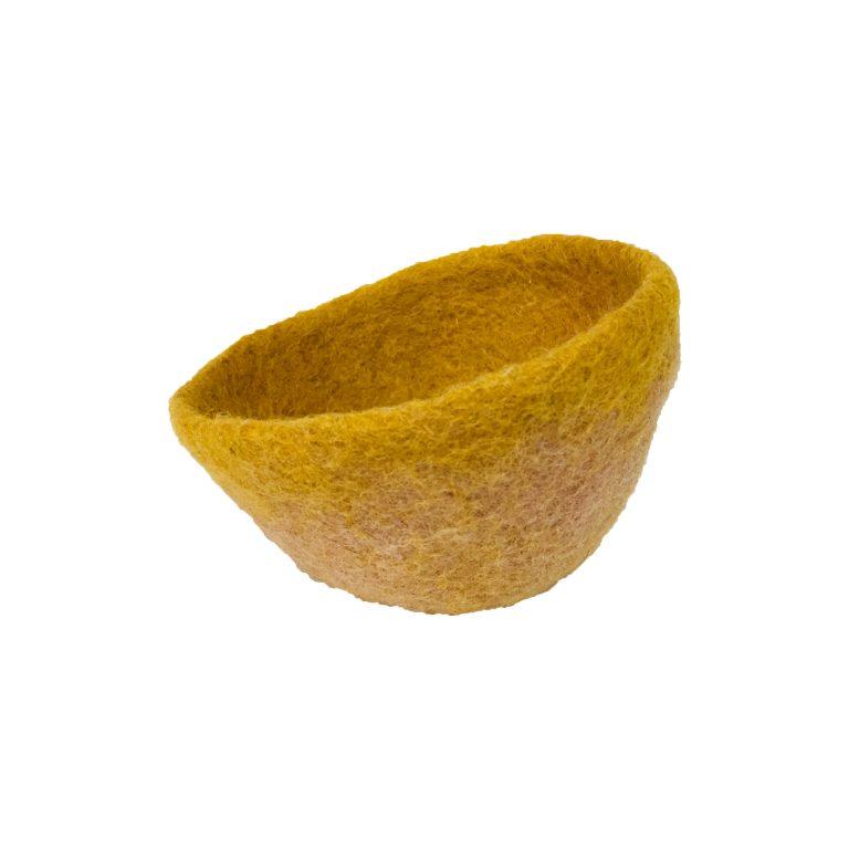 Muskhane Bicolour Bowl Quartz Pink/Pollen