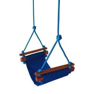 Solvej Child Swing Pacific Blue