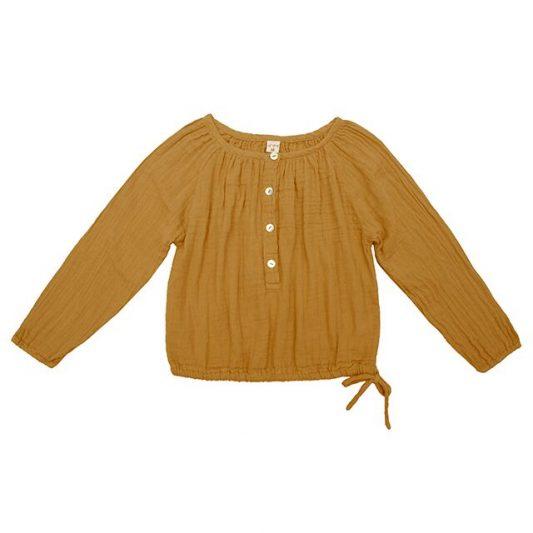 Numero 74 Naia Shirt Gold