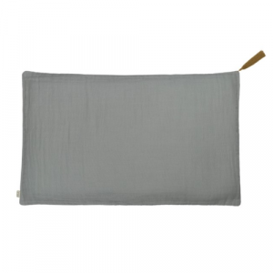 Numero 74 Pillow Case Standard Silver Grey