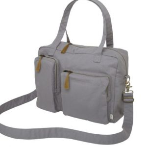 Numero 74 Weekend Multi Bag Stone Grey