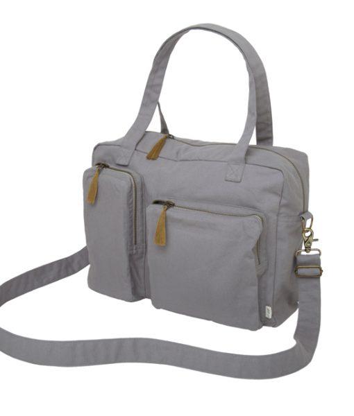 Numero 74 Weekend Multi Bag Stone Grey