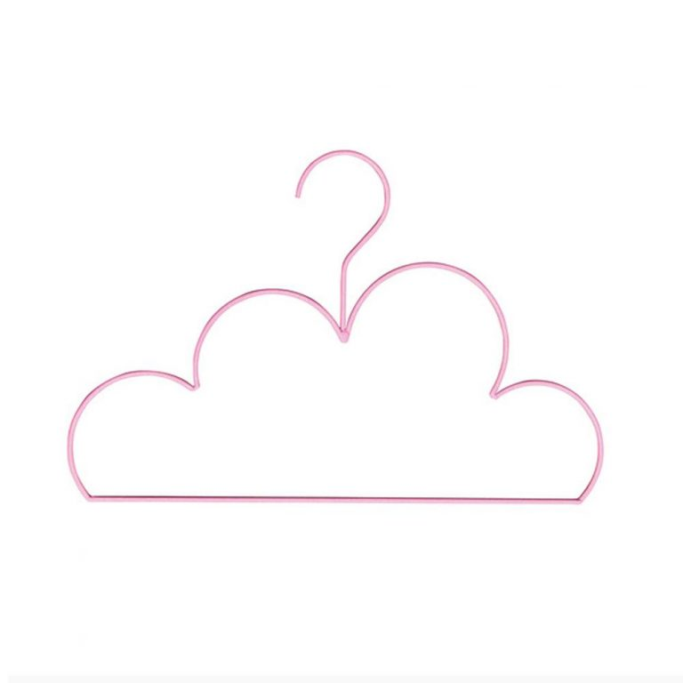 Down To The Woods Cloud Hanger Pink Adult
