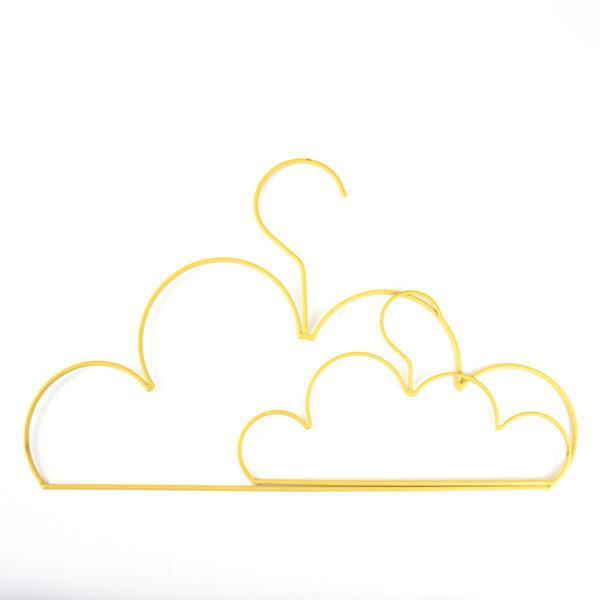 Down To The Woods Cloud Hanger Yellow Adult