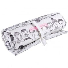 La Cerise Sur Le Gateau Nappy Change Mat Grey