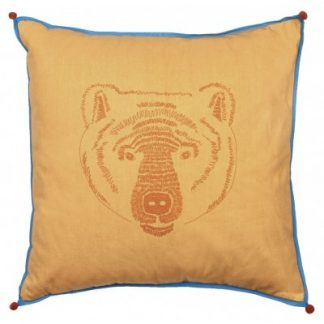 Mimi'lou Bear Cushion