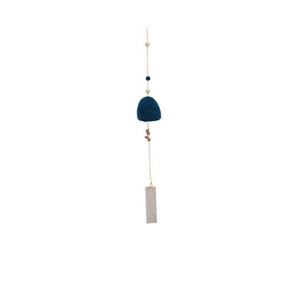 Muskhane Wind Bell Duck Blue