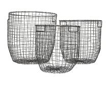 Zinc Wire Basket