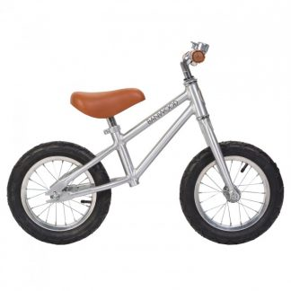 Banwood Balance Bike First Go Chrome