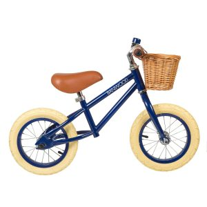 Banwood Balance Bike First Go Navy Blue