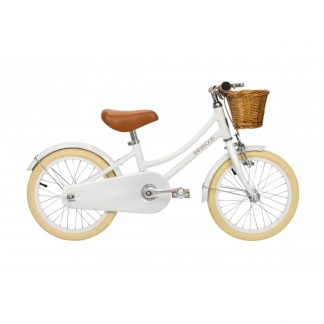 Banwood Classic Bicycle White