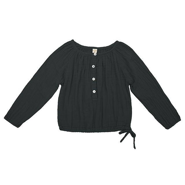 Numero 74 Naia Shirt Dark Grey