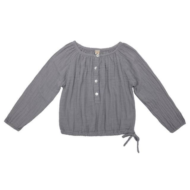 Numero 74 Naia Shirt Stone Grey